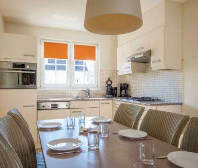 Vakantiehuis Bad Bentheim: Villa type BBL6b luxe 6-personen