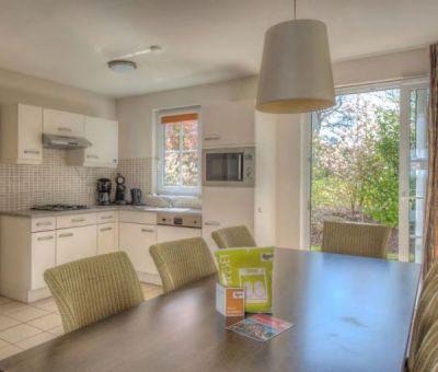 Vakantiehuis Bad Bentheim: Villa type BBL7 luxe 7-personen