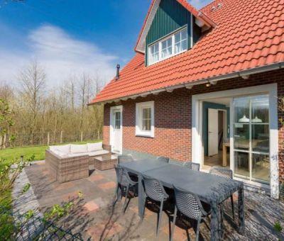 Vakantiehuis Bad Bentheim: Villa type BBL9 luxe 9-personen