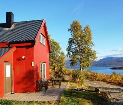 Vakantiewoningen huren in Kvaloysletta, Tromso, Troms, Noorwegen | vakantiehuisje voor 4 personen