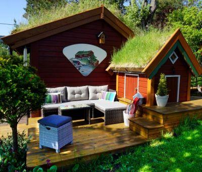 Vakantiewoningen huren in Hordvik bij Bergen, Hordaland, Noorwegen | appartement voor 4 personen