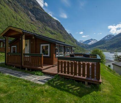 Vakantiewoningen huren in Geiranger, More Og Romsdal, Noorwegen   vakantiehuisje voor 6 personen