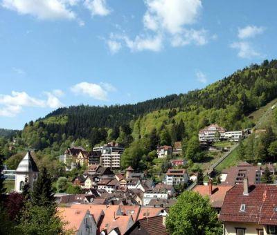 Vakantiewoningen huren in Bad Wildbad, Zwarte Woud, Duitsland | appartement voor 4 personen