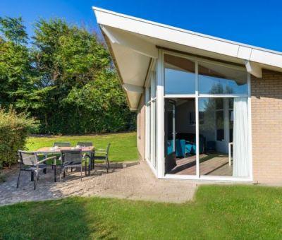 Vakantiehuis Domburg: Bungalow type Comfort 5B 5-personen