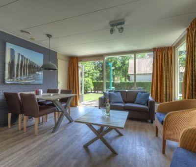 Vakantiehuis Renesse: bungalow type ka 4-personen