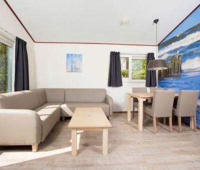Vakantiehuis Egmond aan Zee: Chalet type 4B 4-personen