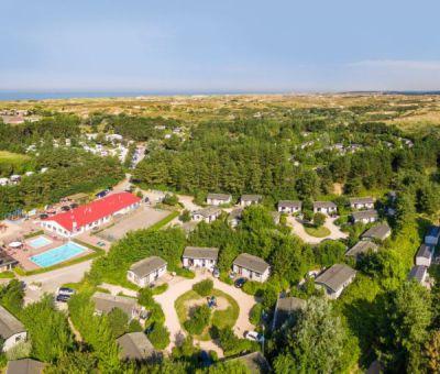 Vakantiehuis Egmond aan Zee: Chalet type 6B 6-personen