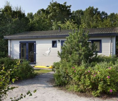 Vakantiehuis Egmond aan Zee: Kinderchalet type 6-personen