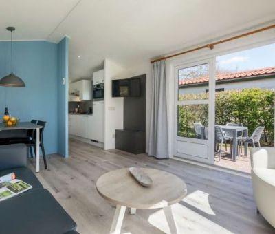 Vakantiehuis De Koog Texel: Chalet type Comfort 4-personen