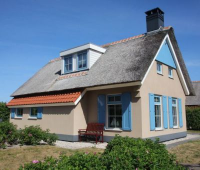 Vakantiehuis De Koog Texel: Villa type T6A 6-personen