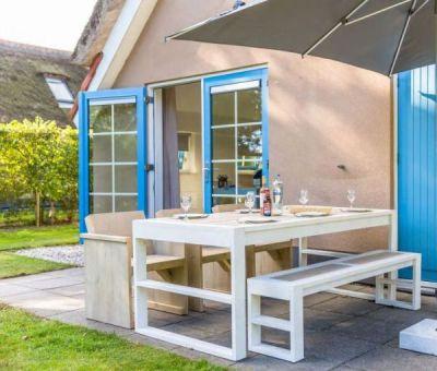 Vakantiehuis De Koog Texel: Villa type T6A Comfort 6-personen