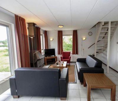 Vakantiewoningen huren in Lauwersoog, Groningen, Nederland | Bungalow voor 4 personen