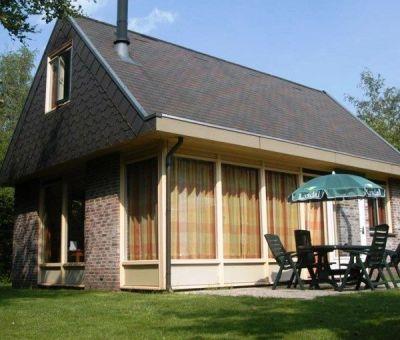 Vakantiewoningen huren in Aalden, Drenthe, Nederland | Bungalow voor 8 personen