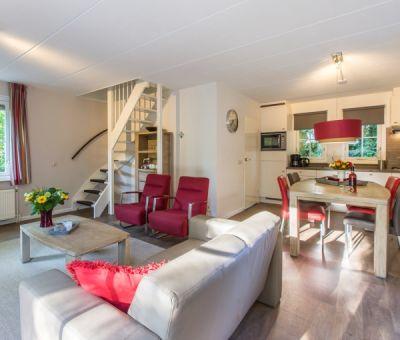 Vakantiehuis Ees: Landhuis type 4B Comfort 4-personen