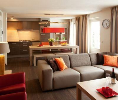 Vakantiewoningen huren in Vaals, Limburg, Nederland | Luxe Bungalow voor 8 personen