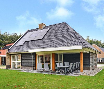 Vakantiehuis Kaatsheuvel: Bungalow type 8L 8-personen