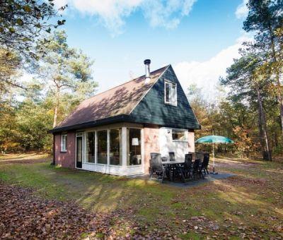 Vakantiewoningen huren in Hoenderloo, Veluwe, Gelderland, Nederland | Bungalow voor 8 personen