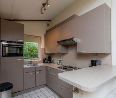 Vakantiehuis Brouwershaven: Comfort Bungalow type 6X 6-personen
