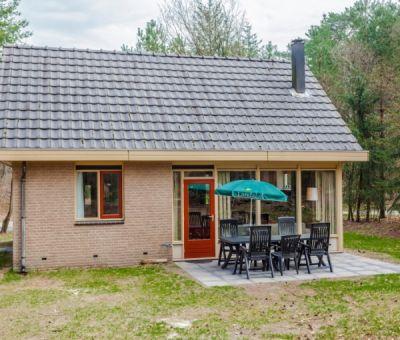 Vakantiewoningen huren in Nieuw Milligen, Veluwe, Gelderland, Nederland | Bungalow voor 8 personen