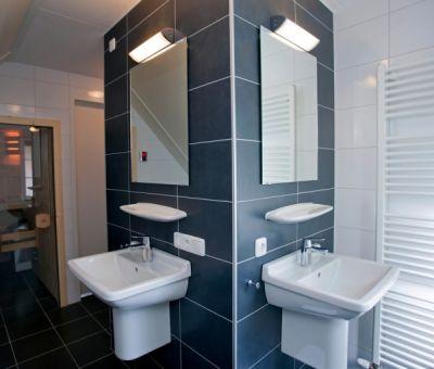 Vakantiehuis Burgh-Haamstede: Bungalow type 6DL Luxe 6-personen