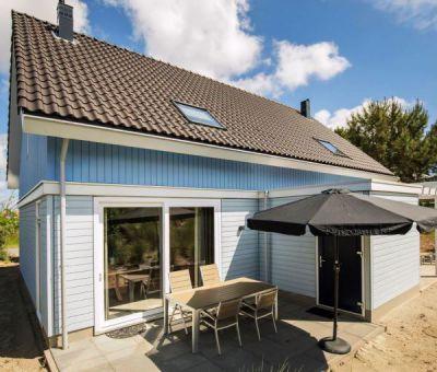 Vakantiehuis Ouddorp: Villa type Oostduin 4C 4-personen