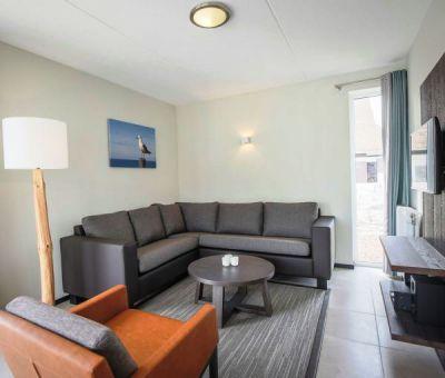 Vakantiehuis Ouddorp: Villa type Zeeduin 6EL 6-personen