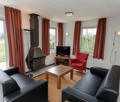 Vakantiewoningen huren in Lauwersoog, Groningen, Nederland | Bungalow voor 6 personen
