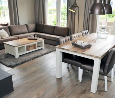 Vakantiehuis Burgh-Haamstede: Luxe Villa met sauna type 4BL 4-personen