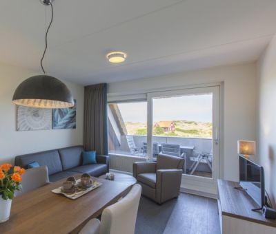 Vakantiewoningen huren op Vlieland, Waddeneilanden, Nederland | comfort vakantiehuis voor 4 personen