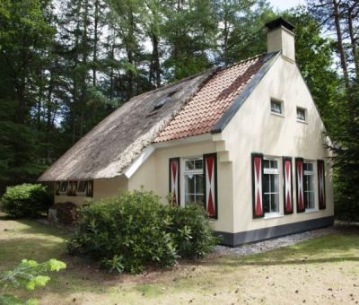 Vakantiehuis Diever: Landhuis type A4 Plus 4-personen
