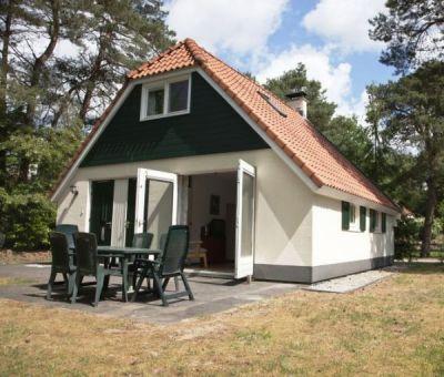 Vakantiehuis Diever: Landhuis type C6 6-personen