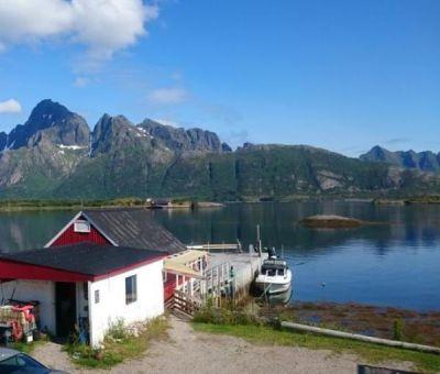 Vakantiewoningen huren in Svolvaer, Lofoten, Nordland, Noorwegen | hytter voor 5 personen