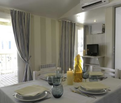 Vakantiewoningen huren in Punta Marina, Emilia Romagna, Italie | mobilhomes voor 6 personen