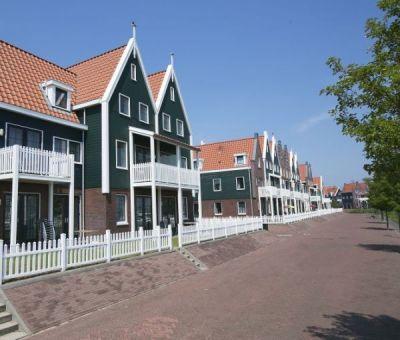 Vakantiehuis Volendam: comfort bungalow voor 11 personen