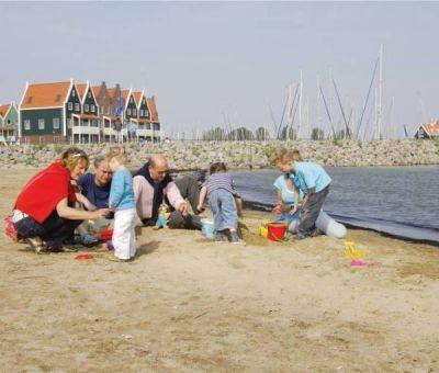 Vakantiehuis Volendam: comfort bungalow voor 4 personen