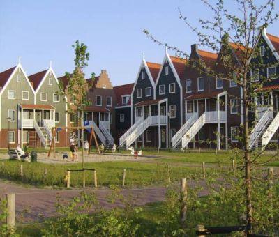 Vakantiehuis Volendam: bungalow voor 5 personen