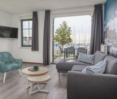Vakantiehuis Volendam: comfort bungalow voor 5 personen