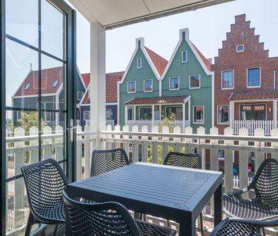 Vakantiehuis Volendam: comfort bungalow voor 6 personen