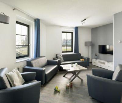 Vakantiehuis Volendam: comfort bungalow voor 8 personen