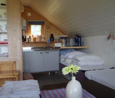Hytter en Appartementen huren in Bleik, Vesteralen, Nordland, Noorwegen | vakantiehuisje voor 4 personen