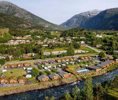 Vakantiewoningen huren in Kinsarvik, Hordaland, Noorwegen | vakantiehuisje voor 7 personen