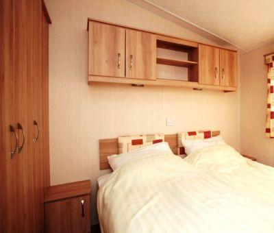 Vakantiehuis Hoeven: Chalet type Woodpecker 4-personen