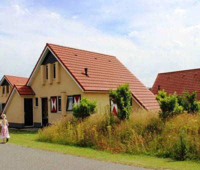 Vakantiehuis Wezuperbrug: Bungalow type Hondsrug 6-personen