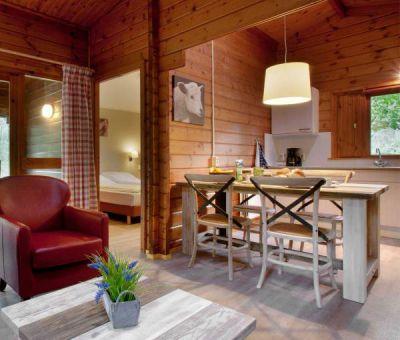 Vakantiehuis Leersum: Bungalow type Finse 6-personen