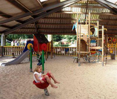 Vakantiehuis Bakkeveen: Chalet type Merel 4-personen