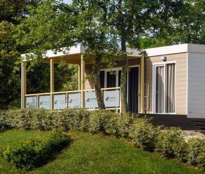 Vakantiehuisjes huren in Porec, Istrie, Kroatie | appartement voor 4 personen