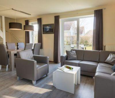 Vakantiehuis Kamperland: Luxe villa type R5A 5-personen