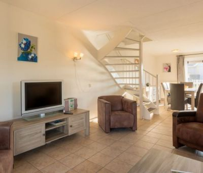 Vakantiehuis Kamperland: type Villa 5B 5-personen