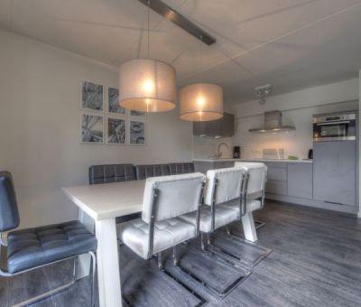 Vakantiehuis Kamperland: Luxe villa type H6 Comfort 6-personen