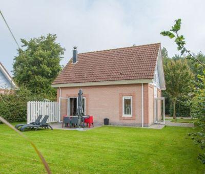 Vakantiehuis Kamperland: type Villa 6A 6-personen